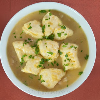 Slow Cooker Chicken N Dumplings