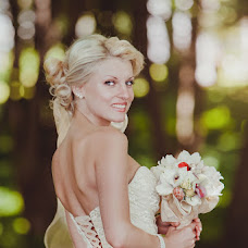 Wedding photographer Aleksey Semenov (lelikenig). Photo of 14.10.2013