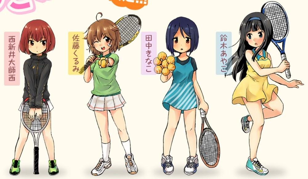 Usakame, manga spinoff de Teekyu, tendrá adaptación televisiva animada