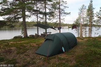 Photo: 4.8.2010 Leiri Pienellä- Kahkusaarella.