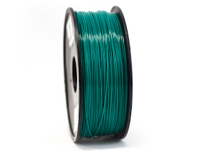 Green ABS Filament - 1.75mm