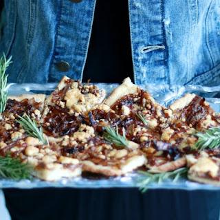 Caramelized Onion Squares
