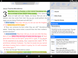 Screenshot of NIV Study Bible