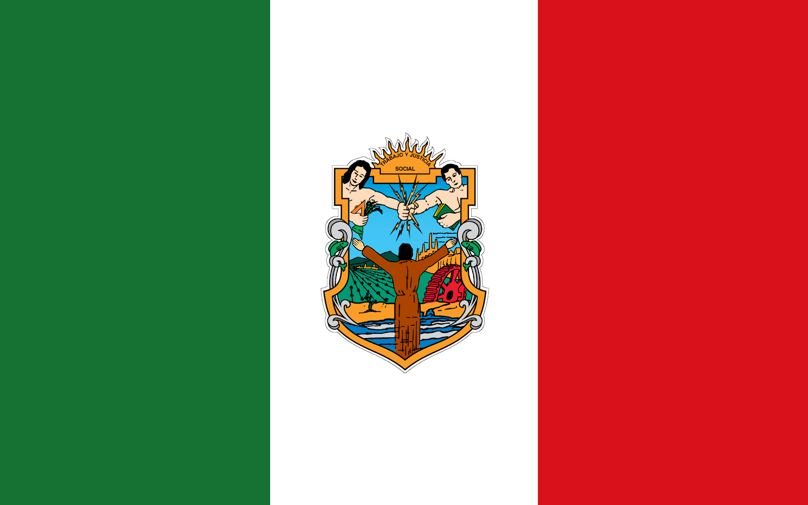 File:Baja California Flag 1.