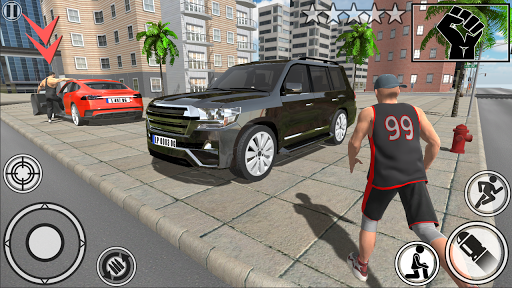 Real Gangster Crime Simulator 3D 0.3 Cheat screenshots 2