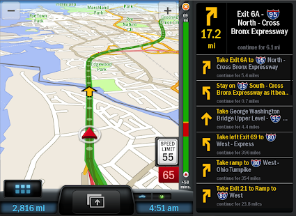 CoPilot Premium USA - GPS- screenshot thumbnail