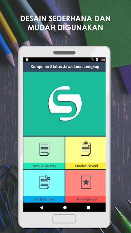 Kumpulan Kata Bijak Jawa Lucu Lengkap Android تطبيقات