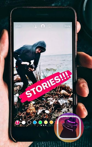 Foto do Histórias anônimos Viewer Pro para Instagram