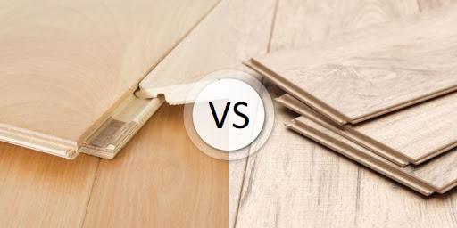 Engineered Hardwood vs SPC