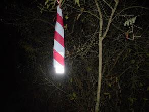 Photo: Ezek a fényvisszaverős szalagok jól jöttek a Tóti után,különösen annak,aki még nem ismerte az útvonalat.