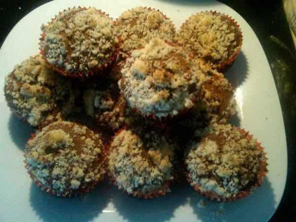 Shoo Fly Cupcakes Recipe