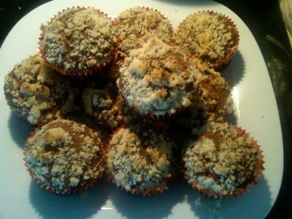 Shoo Fly Cupcakes Recipe