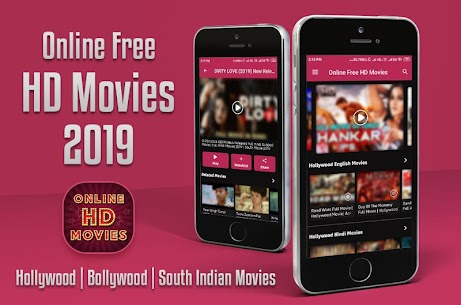 Online Free HD Movies 2019 – Latest Popular Movies App Download For Android and iPhone 1