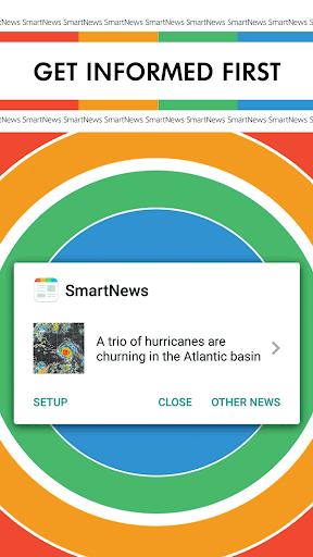 SmartNews: Breaking News Headlines  screenshots 8