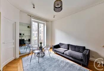 Appartement meublé 3 pièces 45,83 m2
