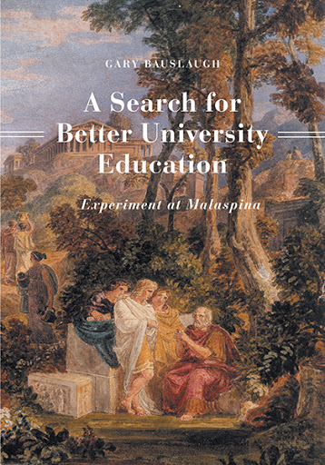 A Search for Better University Education cover