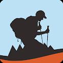 Természetjáró, a túratervező icon