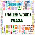 English Words Puzzle icon