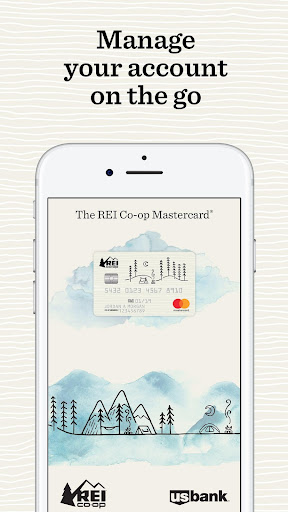 (APK) تحميل لالروبوت / PC REI Co-op Mastercard تطبيقات screenshot
