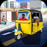 Rickshaw Traffic Challenge Icon