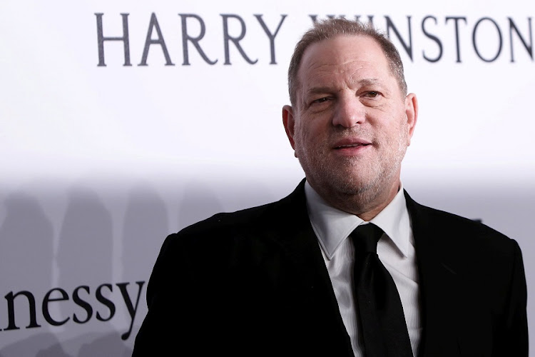Film producer Harvey Weinstein. Picture: REUTERS