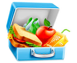 Image result for healthy lunchbox clipart