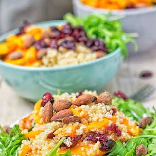 Butternut Squash Salad With Dried Cranberries Recipes