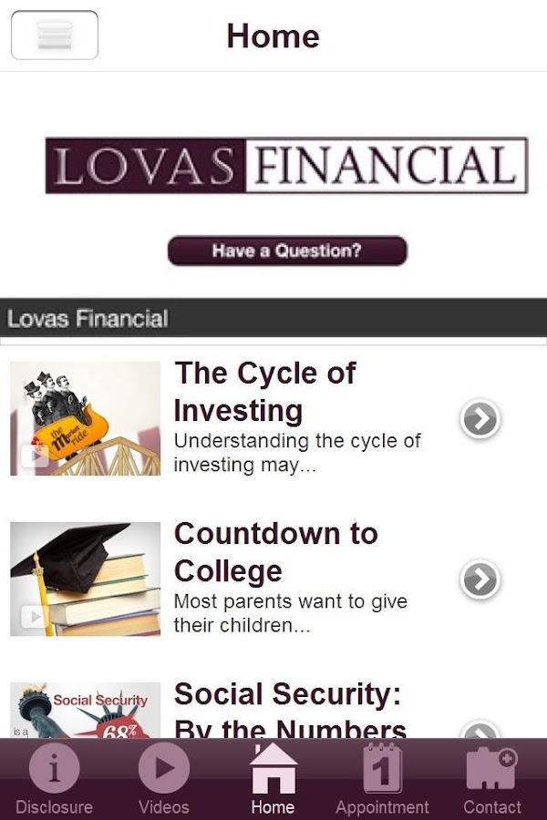 Lovas Financial - Android Apps on Google Play