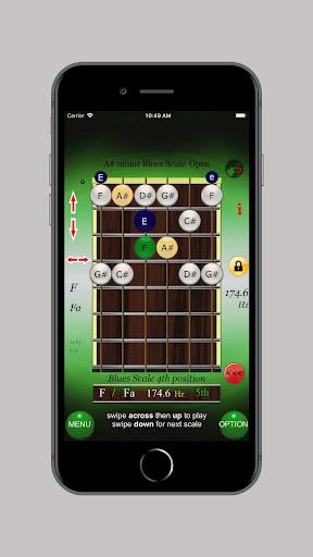 Guitar Scales (FREE) 2.6.0 screenshots 1
