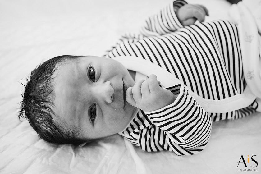 Newborn, fotos de bebe en hospital