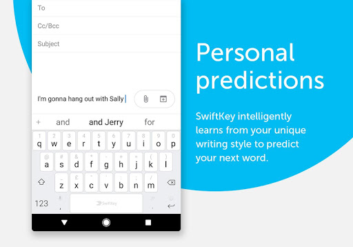 SwiftKey Keyboard  screenshots 1