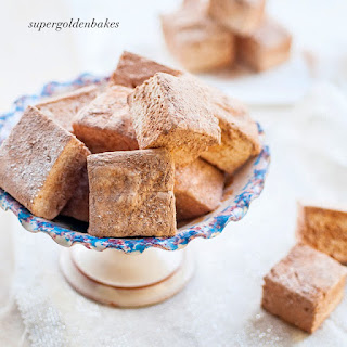 Gingerbread Marshmallows.