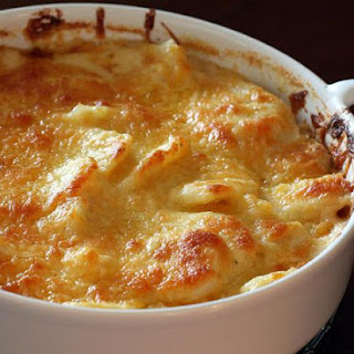 Scalloped Potatoes Cheddar Cheese Recipes