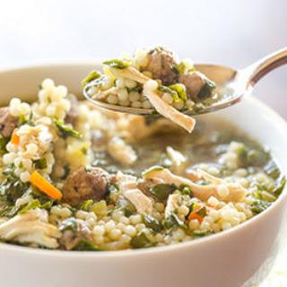 Acini Di Pepe Soup Recipes