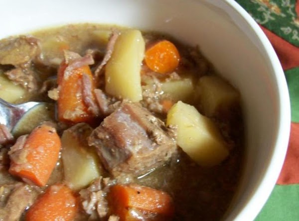 Beef Stew For Two ( Slow Cooker/crockpot ) Recipe