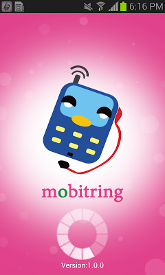 Mobitring - screenshot