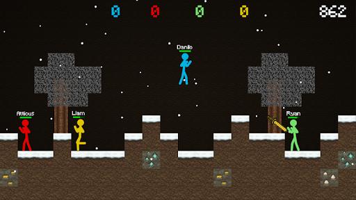 Stickman VS Multicraft: Fight Pocket Craft 1.0.2 screenshots 3