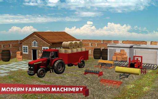 Real Tractor Farmer games 2019 : Farming Games new  screenshots 2