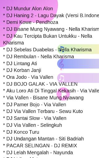 DJ Mantul 2019 - Full Bass Terbaru | Haning screenshot 4