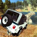 Offroad Jeep Hill Climbing 4x4 icon