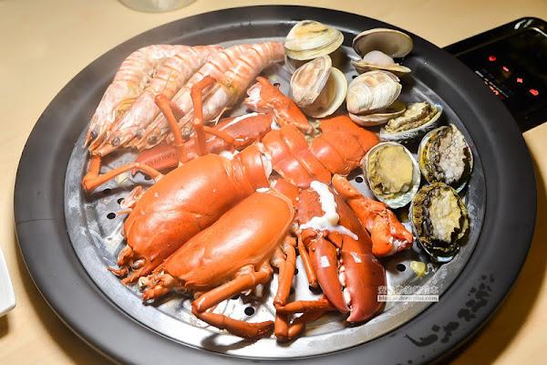 蒸海精緻鍋物-新莊鍋物2019年菜春酒尾牙餐廳,新莊頭前運動公園附近海鮮餐廳