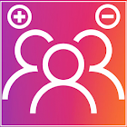 Unfollowers Prom for Instagram - Profile Analysis icon