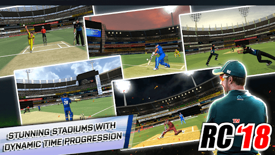 Real Cricket™ 19 Mod 2.9 Apk [Unlimited Money] 2