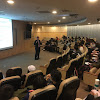 商務系學生就業輔導講座-邀請1111人力銀行副理王德嚴先生講授求職致勝技巧