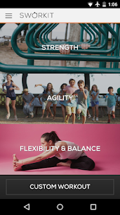 Sworkit Kids - Fitness Meets Fun- screenshot thumbnail