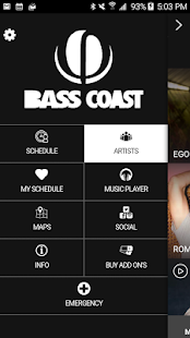 Bass Coast- screenshot thumbnail