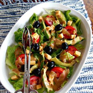 Creamy Paprika Salad Dressing.