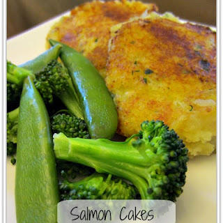Salmon Cakes ~ {Recipe}
