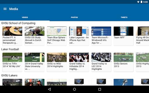 GVSU Laker Mobile screenshot 11