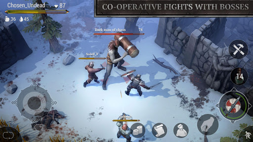 Frostborn: Coop Survival 0.11.2.10 screenshots 5